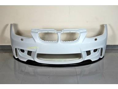 1M Front Bumper/Lip for BMW 3 Series E92/E93 (2006-2009)