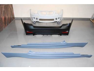 1M Body Kit for BMW 3 Series E92 (2006-2009)