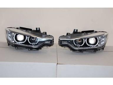 Faros Delanteros con ojos de ángel para BMW Serie 3 F30/F31