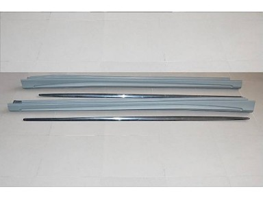 45 AMG Side Skirts for Mercedes A-Class W176/CLA W117