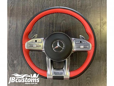Volante Mercedes AMG 2019 Performance