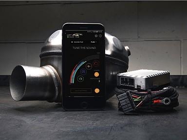 Sistema JB Customs (Dos Generadores de Sonido) + Instalación