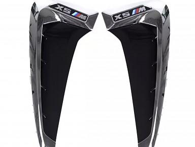 Añadidos Aletas X5M en Cromado para BMW X5 F15 (2013-2018)