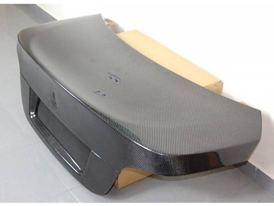 Portón Trasero FIbra de Carbono para BMW Serie 5 E60