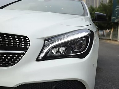 Front headlights Led for Mercedes CLA W117 (2013-2018)