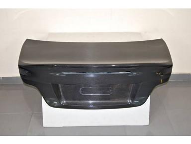 Portón Trasero CSL Fibra de Carbono para BMW Serie 1 E82