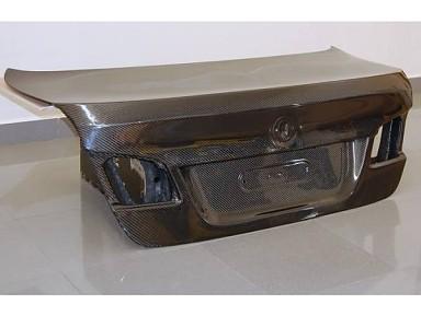 Portón Trasero Fibra de Carbono para BMW Serie 5/M5 F10