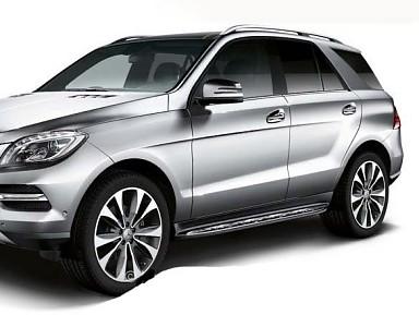 Estriberas Originales Mercedes para Mercedes ML W166 (2012-2015)