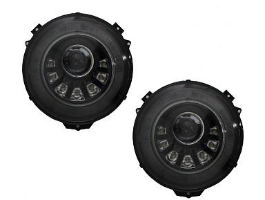 2018+ G-Class Brabus Headlights for G-Class W463 (2005-2017)