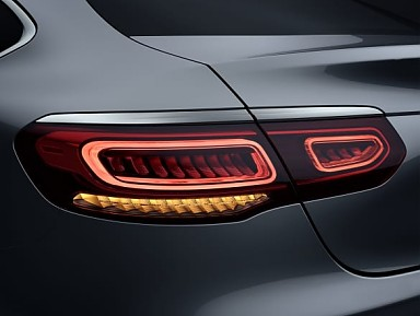Original Rear Lights Mercedes GLC Coupe Facelift C253 (2019+)