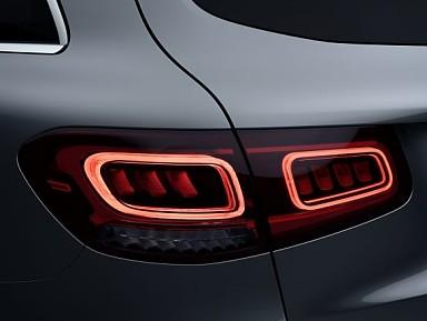 Genuine Rear Lights Mercedes GLC Facelift X253 (2019+)