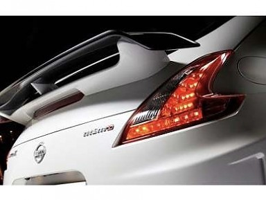 Carbon Fiber Spoiler (Look Nismo) for Nissan 370z (2008-2019)