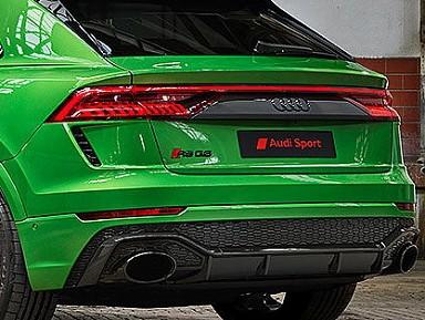 Paragolpes Trasero Original Audi RSQ8 4M/F1 (2019+)