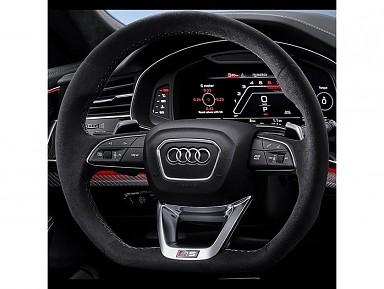 Volante Original Audi RSQ8 Alcántara para Audi Q8/SQ8 (2018+)