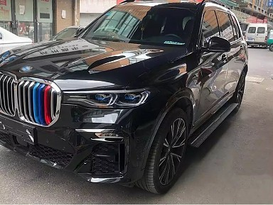 Automatic Side Footrest for BMW X7 G07 (2019+)