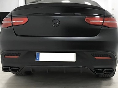 Difusor GLE 63s AMG Coupe para Mercedes GLE Coupe (W292)