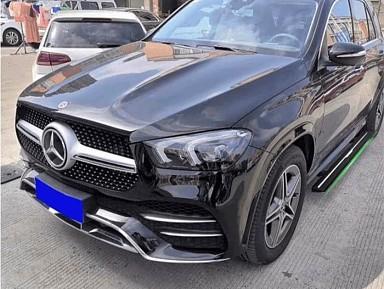 Estriberas Laterales Automaticas para Mercedes GLE W167 (2019+)