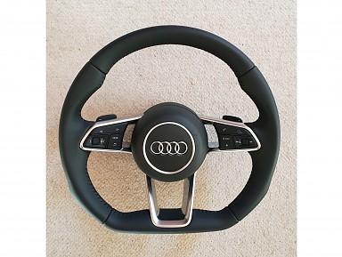 Volante Original Audi Sport (Seminuevo)