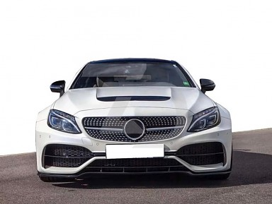 Kit Carroceria para Mercedes Clase C Coupe W205