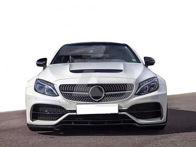 Kit Carroceria para Mercedes Clase C Coupe W205