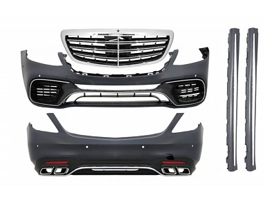 Kit Carroceria Mercedes S63 AMG Facelift W222 (2018-2019)