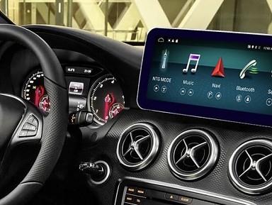 "Pantalla Mercedes Clase A W176 de 10,25"""