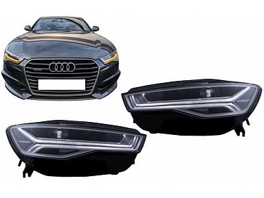 Faros Delanteros Full LED Audi A6 Sedán C7 / Avant C7 Facelift (2015-2018)