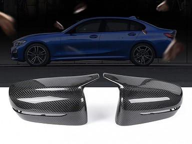 Carbon Fiber Mirror Cover M3 for Series 3 G20 / G28 (2019+)