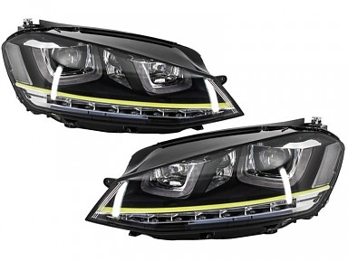 Golf R400 LED Headlights for Volkswagen Golf 7 (2012-2017)