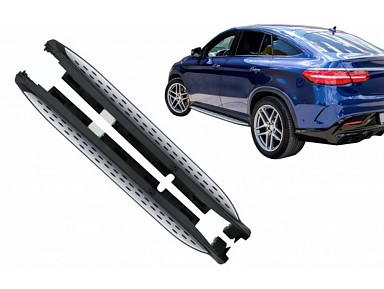Side Steps for Mercedes GLE Coupe W292 (2015-2019)