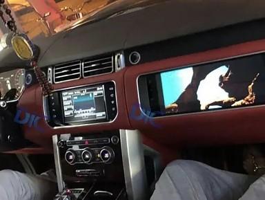"Glove Box Screen 10.5 ""for Range Rover Sport/Vogue (2013-2019)"
