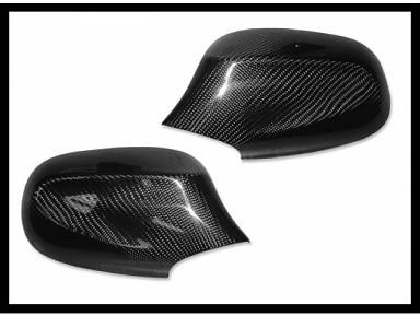 Carbon Fiber Mirror Covers BMW 1 Series E81/E82/E87/E88 (2008-2012)