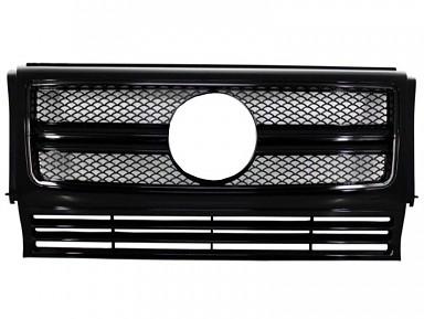 Parrilla Delantera G65 AMG Black Edition para Clase G W463 (1990-2012)
