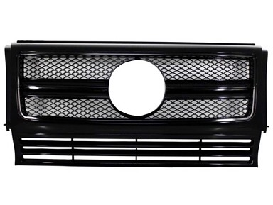 Parrilla Delantera Mercedes-Benz G65 AMG Black Edition W463 (1990-2017)