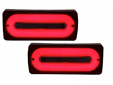 Led Sequential Taillights Mercedes G-Class W463 (1989-2015)
