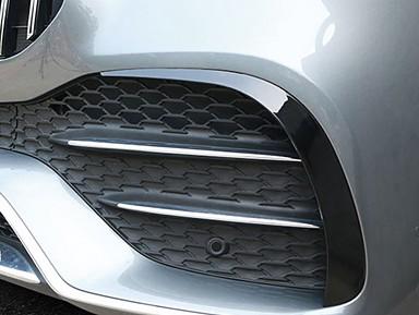 Aero Flaps Delanteros Mercedes GLE 53 AMG W167 (2019+)