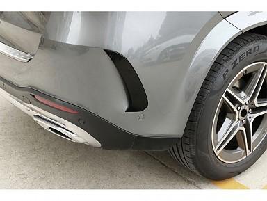 Rear Aero Flaps Mercedes GLE 63s AMG W167 (2019+)