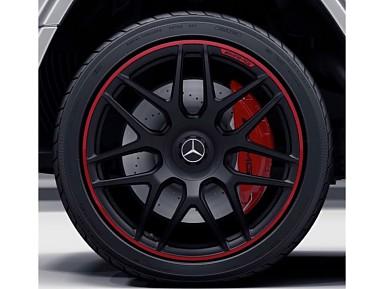 """22 """"Inch Original Wheels Mercedes-Benz G63 AMG Edition 1 W464 / W463A Facelift (2018+)"""