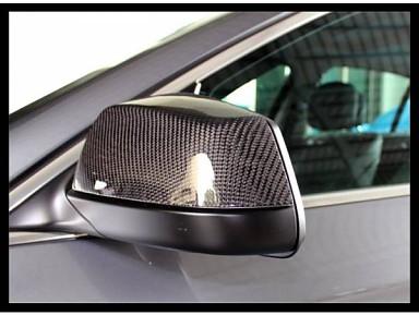 Carbon Fiber Mirror Covers BMW 5 Series F10/F11 (2010-2013)