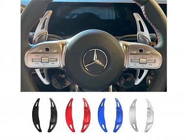 Extensiones Levas Aluminio Volante Mercedes-Benz AMG (2015-2020)