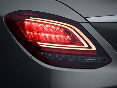 Facelift Original Taillights for Mercedes C-Class W205 (2015+)