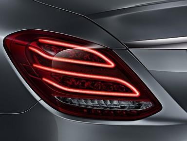 Original Rear Lights for Mercedes C-Class W205 (2015+)