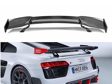 Alerón de Fibra de Carbono Audi R8 Coupe V10 Plus 4S Facelift (2019+)