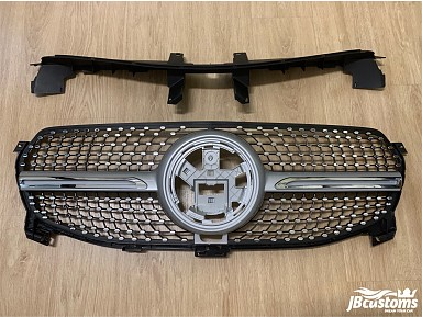 Diamond Grill Mercedes-Benz GLE W167 (2019+) Standard Package