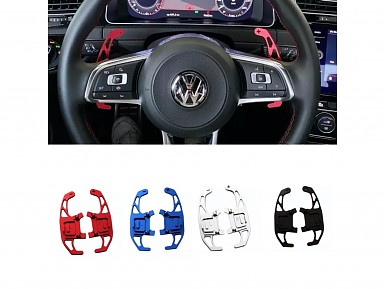 Extensiones Levas de Cambio de Aluminio para Volkswagen GTI/R (2013-2019)