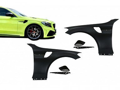 AMG GT Front Fender for Mercedes C-Class W205 (2015-2020)