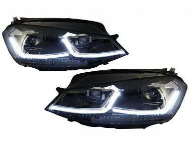 Golf 7.5 Full LED Headlights for Volkswagen Golf 7 (2012-2017)