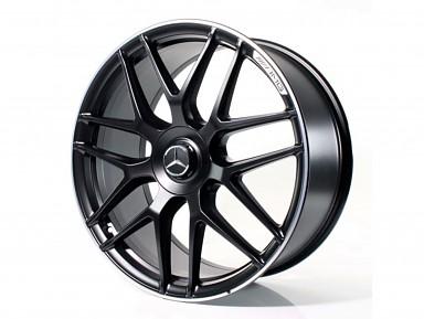 """22 """"Inch Original Wheels Mercedes-Benz GLE 63 AMG W167 (2019+)"""