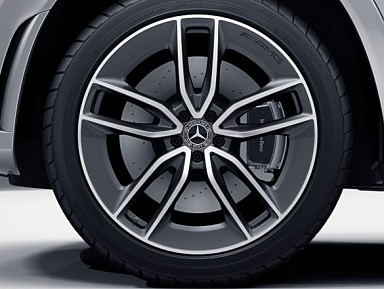 """Llantas Originales 22"""" Pulgadas Mercedes-Benz GLE W167 (2019+)"""