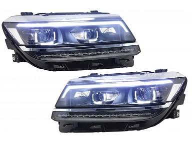 Matrix LED Headlights Volkswagen Tiguan R-Line II (2016-2019)